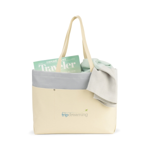 Santorini Wipeable Tote