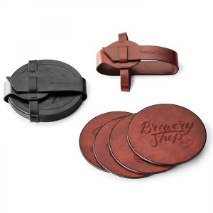 FABRIZIO   COASTERS (SET OF 4)