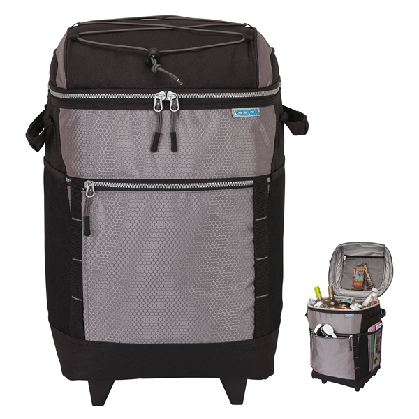 Riviera Icool 174 Trolley Cooler Bag Brand Addition Order