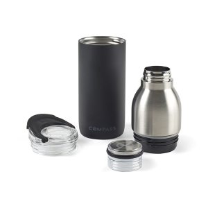 Emery 2in1 Double Wall Stainless Bottle 20 Oz.